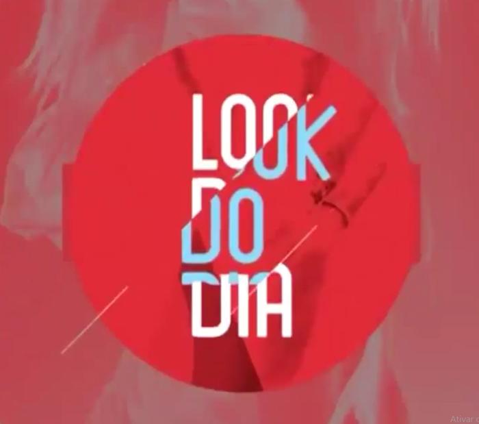 Look do Dia – Unhas Stileto